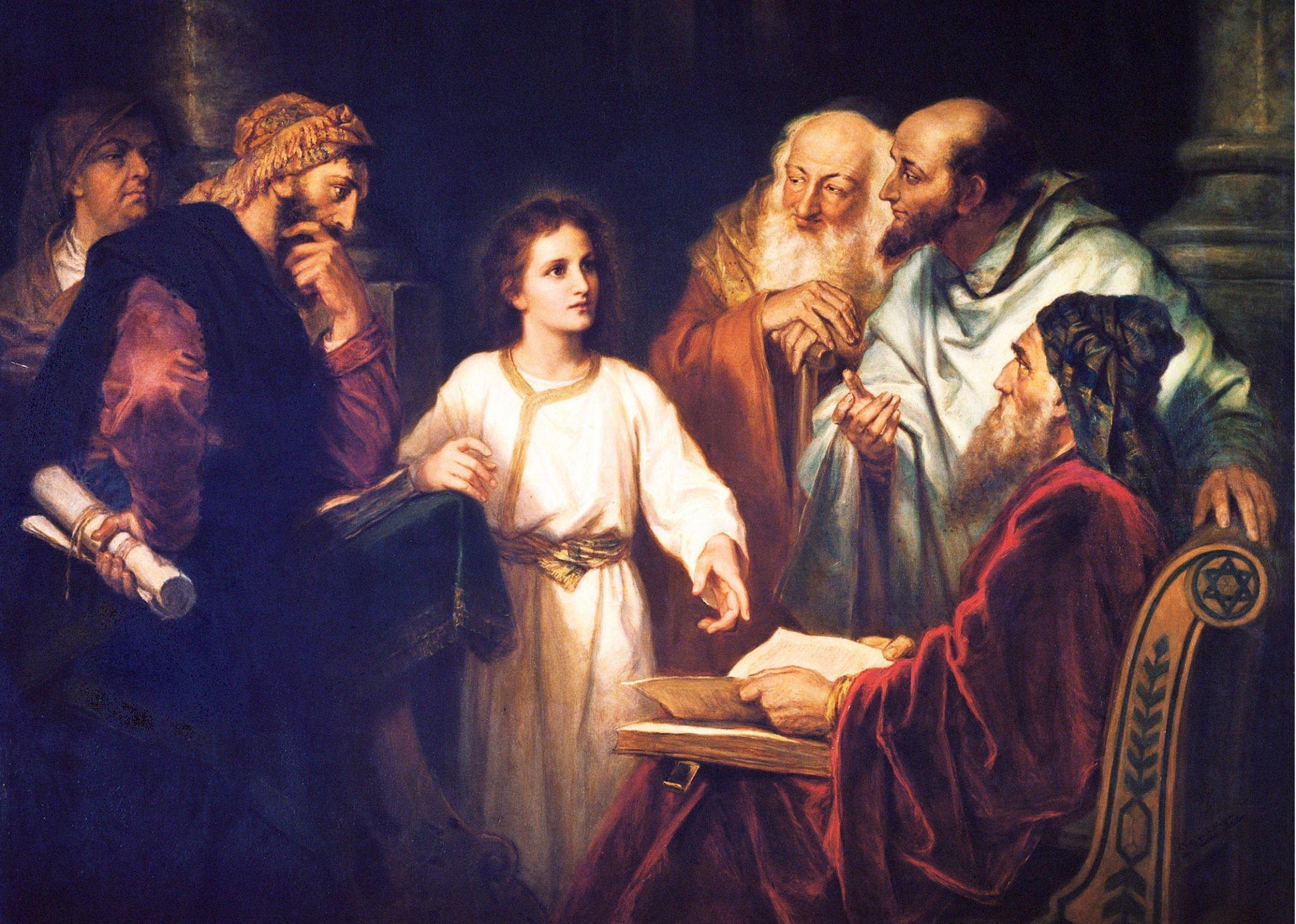 Co Porabiał Mały Jezus