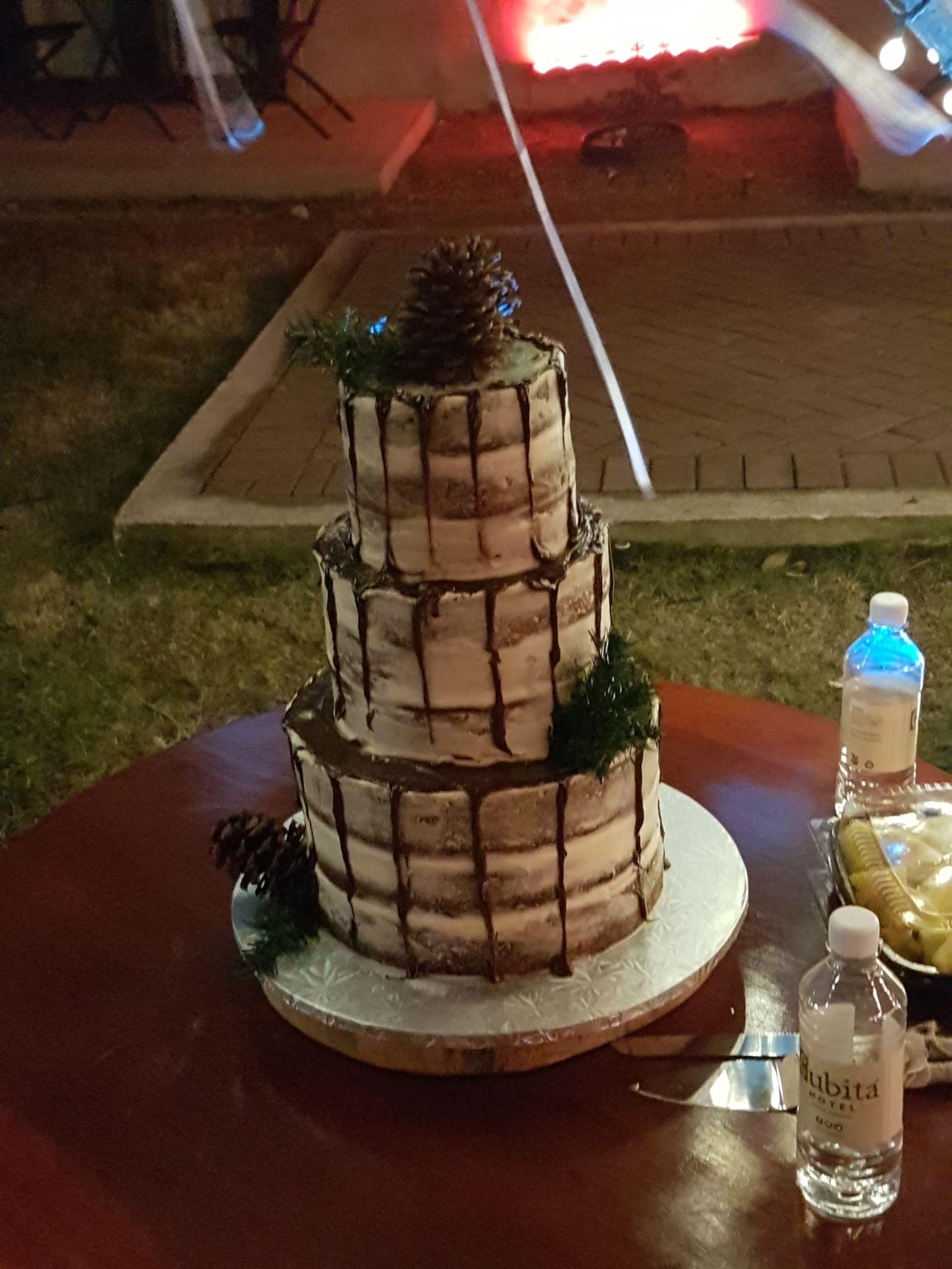 Tort weselny Fot. Maria Górczyńska