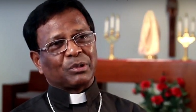 arcybiskup John Barwa