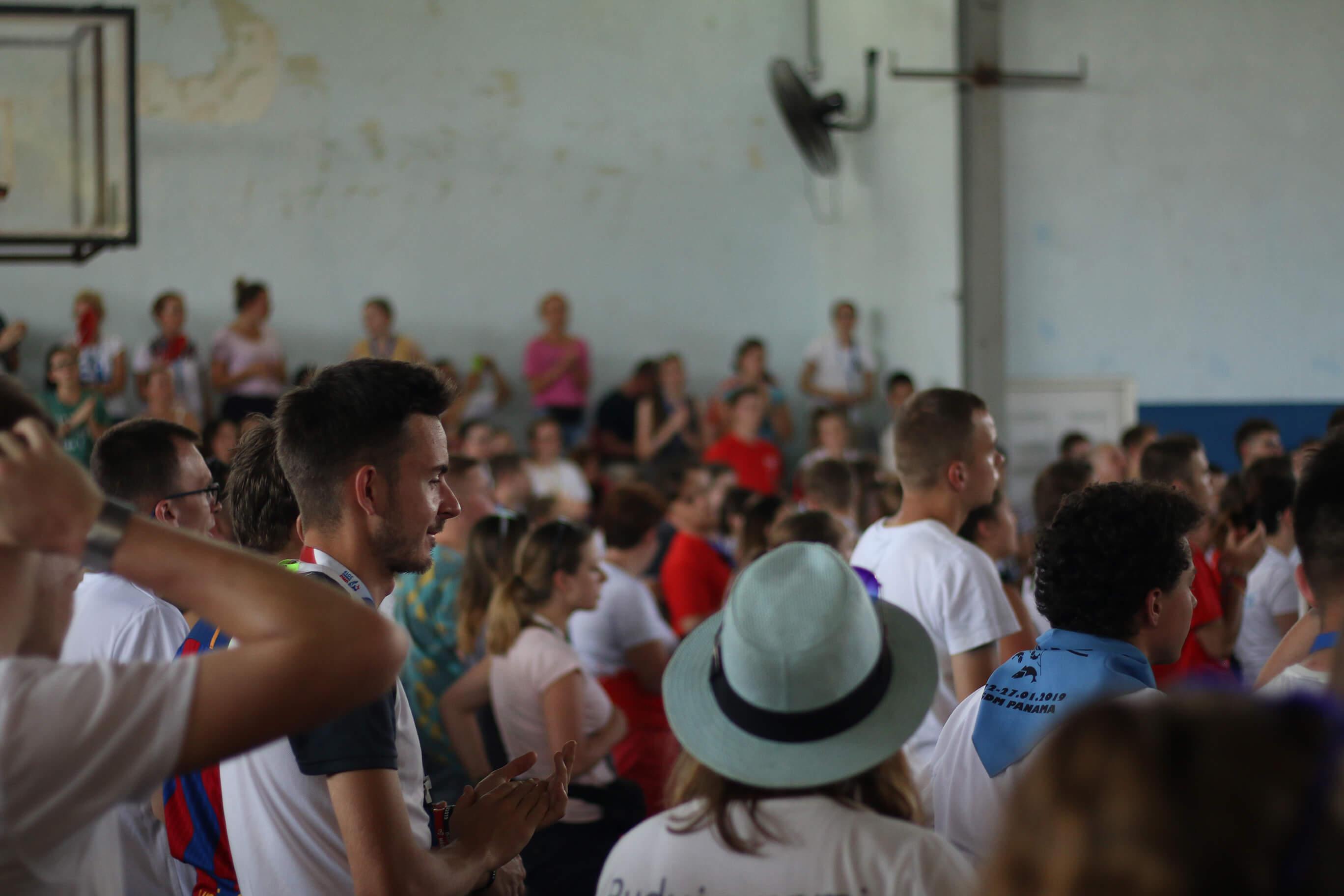 kraków pielgrzymi światowe dni młodzieży papież Franciszek Panama