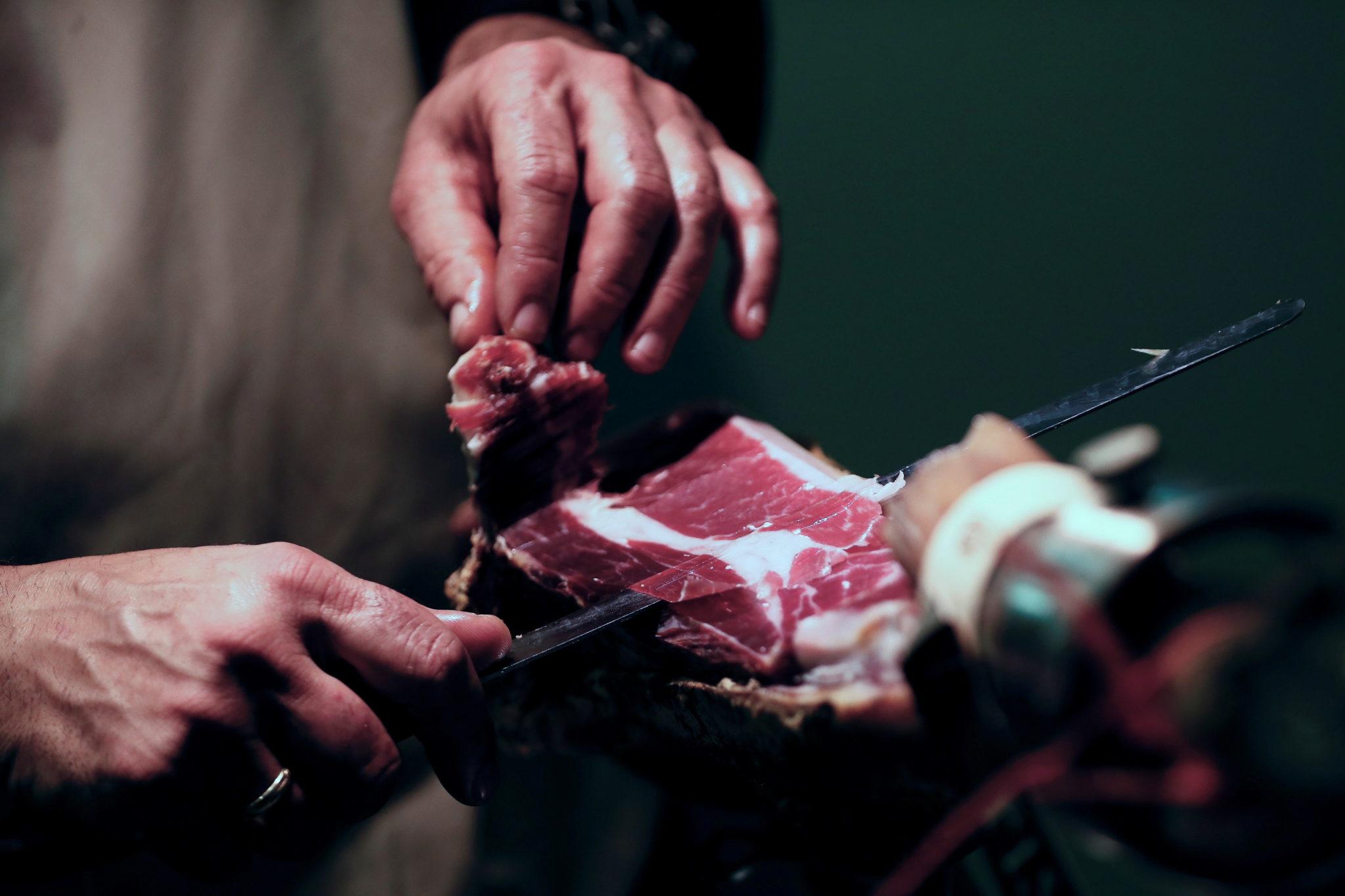 Hiszpania: XVII Międzynarodowy Szczyt Gastronomii Madrid Fusion, fot. SEBASTIAN MARISCAL, PAP/EPA