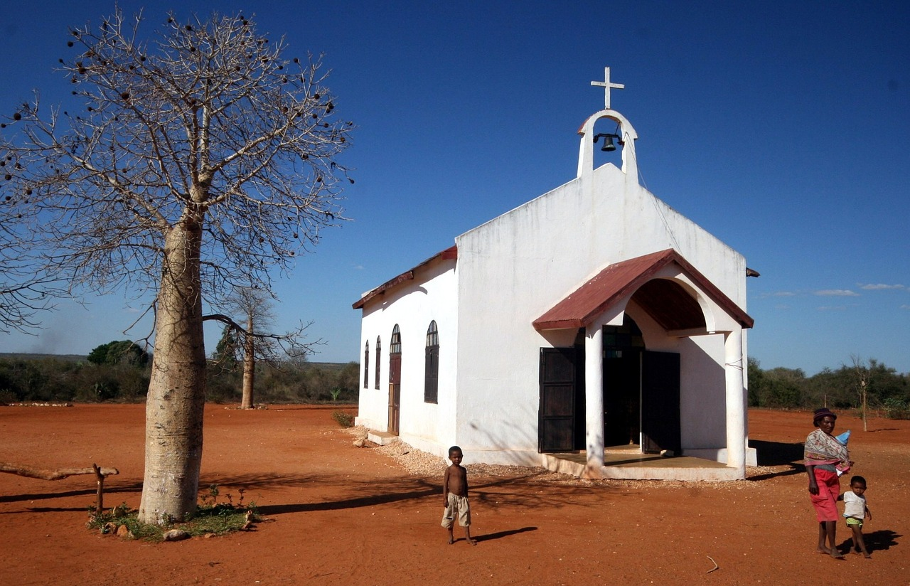 Madagaskar kościół