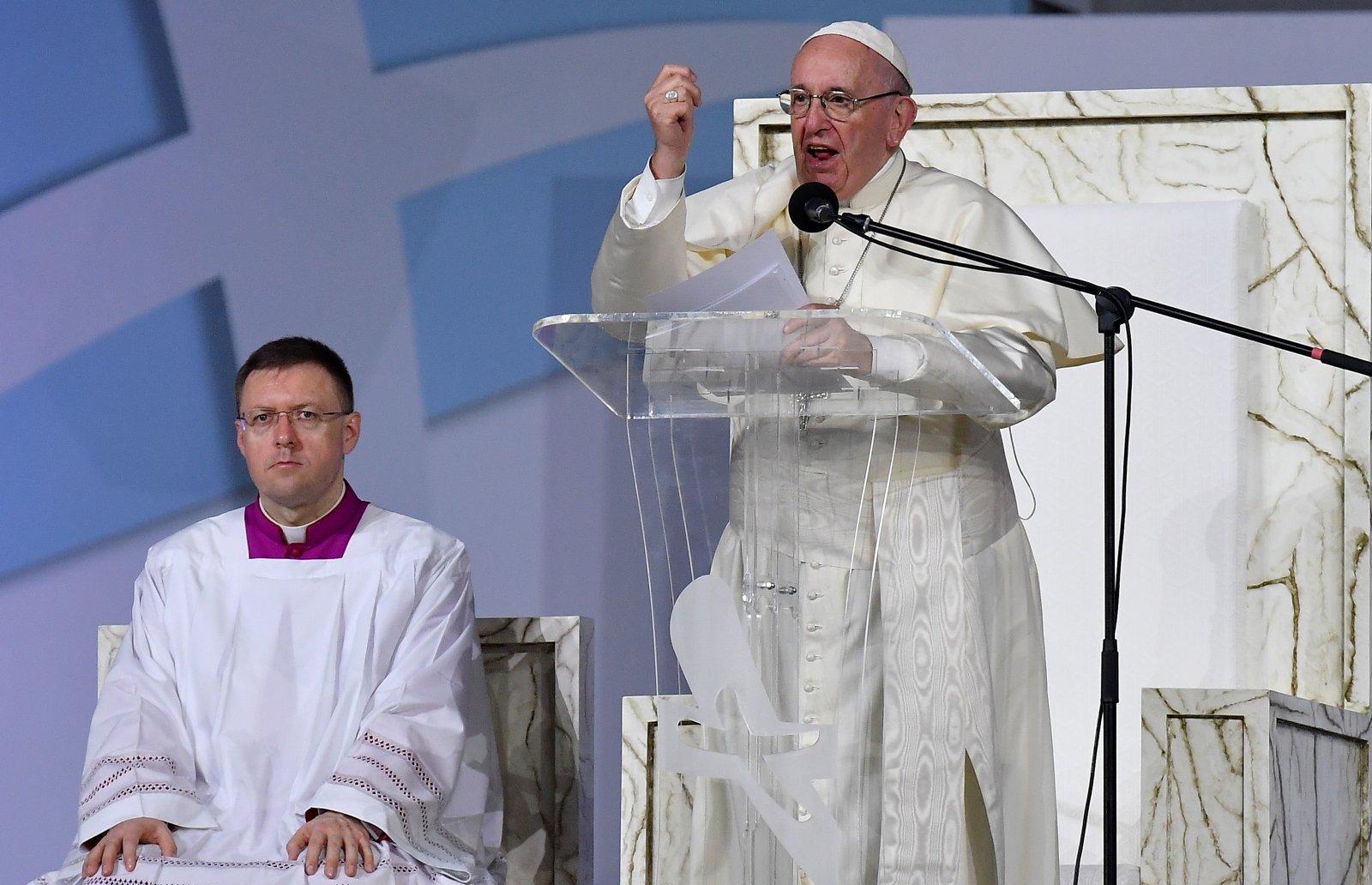 panama kazanie papież franciszek