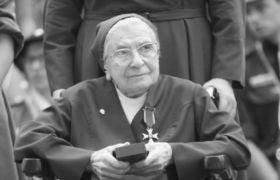 Nie żyje siostra Józefa Słupiańska