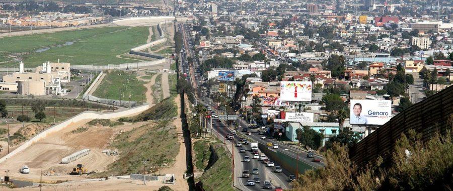 Granica, Granica USA-Meksyk