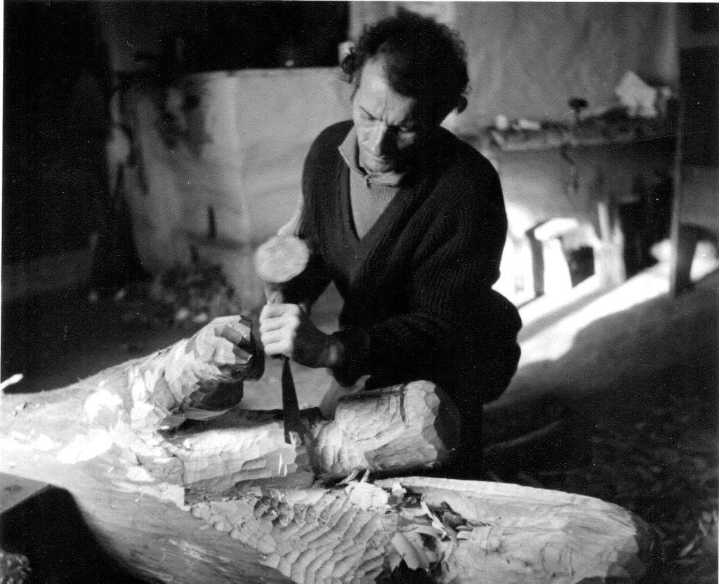 Antonii Rząsa, rzeźbiarz