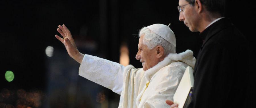 Benedykt XVI, papież