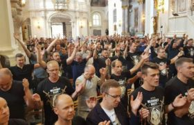 Wojownicy Maryi spotkali się w Łodzi