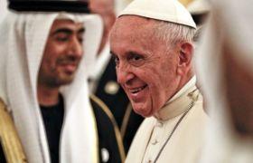 wizyta Papieża Franciszka w Abu Zabi miała znaczenie historyczne.