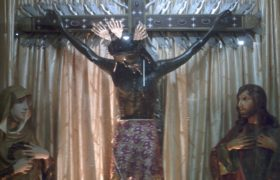 fot. Gwatemala, Czarny Chrystus