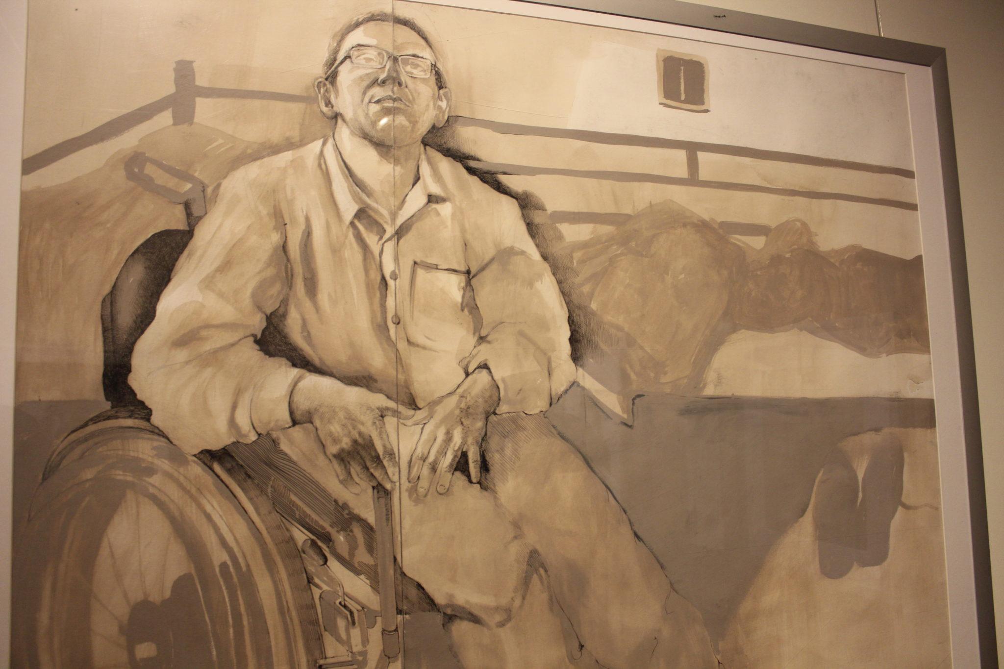 """Jacek Hajnos przez pięć lat mieszkał z bezdomnymi, rozmawiał z nimi, rysował ich portrety. Teraz powstał album """"Różnica"""""""
