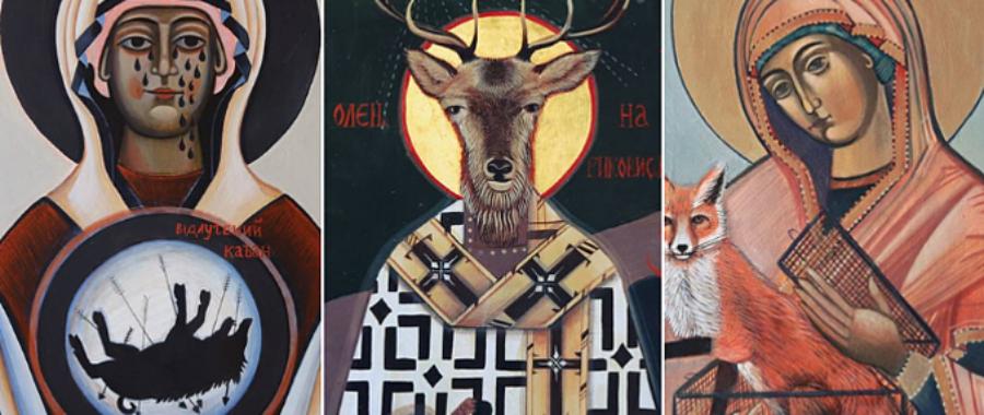 ikony, profanacja
