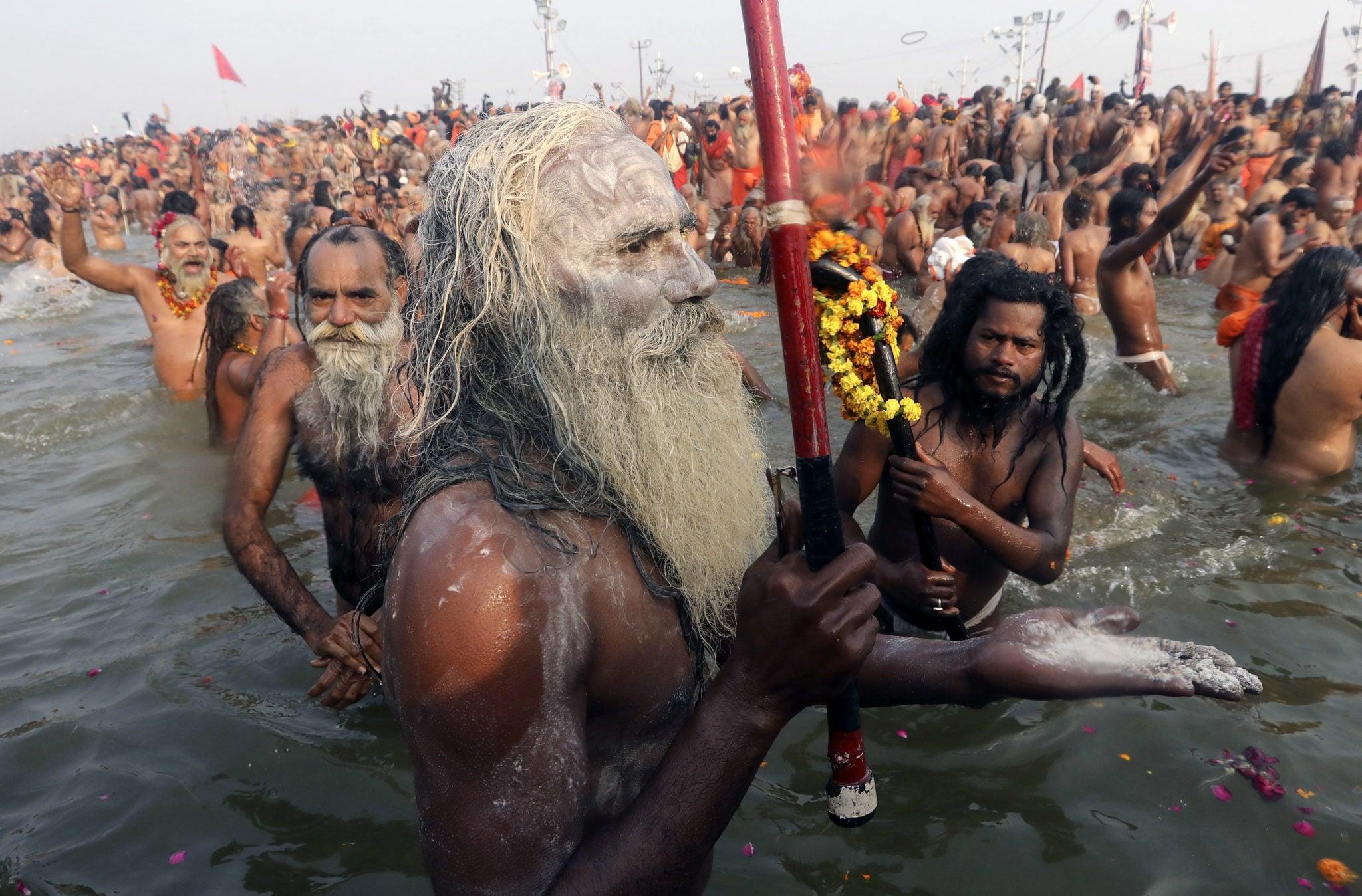 Indie święto Kumbhamela