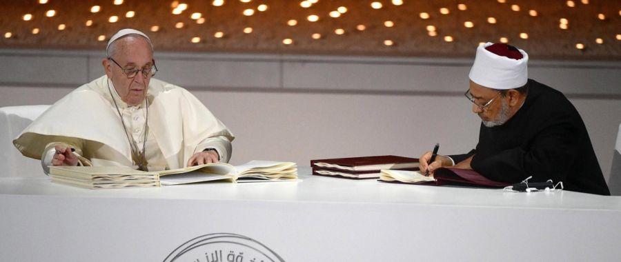 Franciszek szejk Emiraty