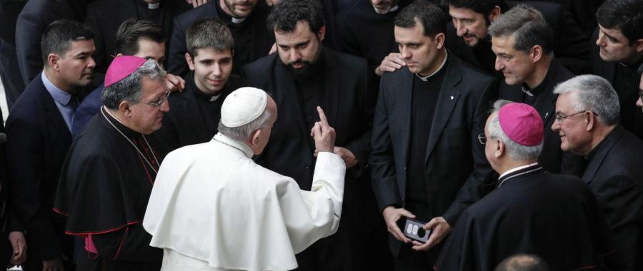 Szczyt w Watykanie