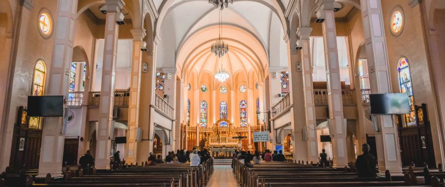 Msza św., Irlandia