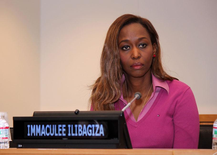 Rwanda ImmaculéeIlibagiza