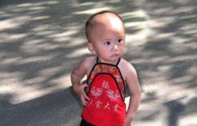 Fot. chiny dziecko