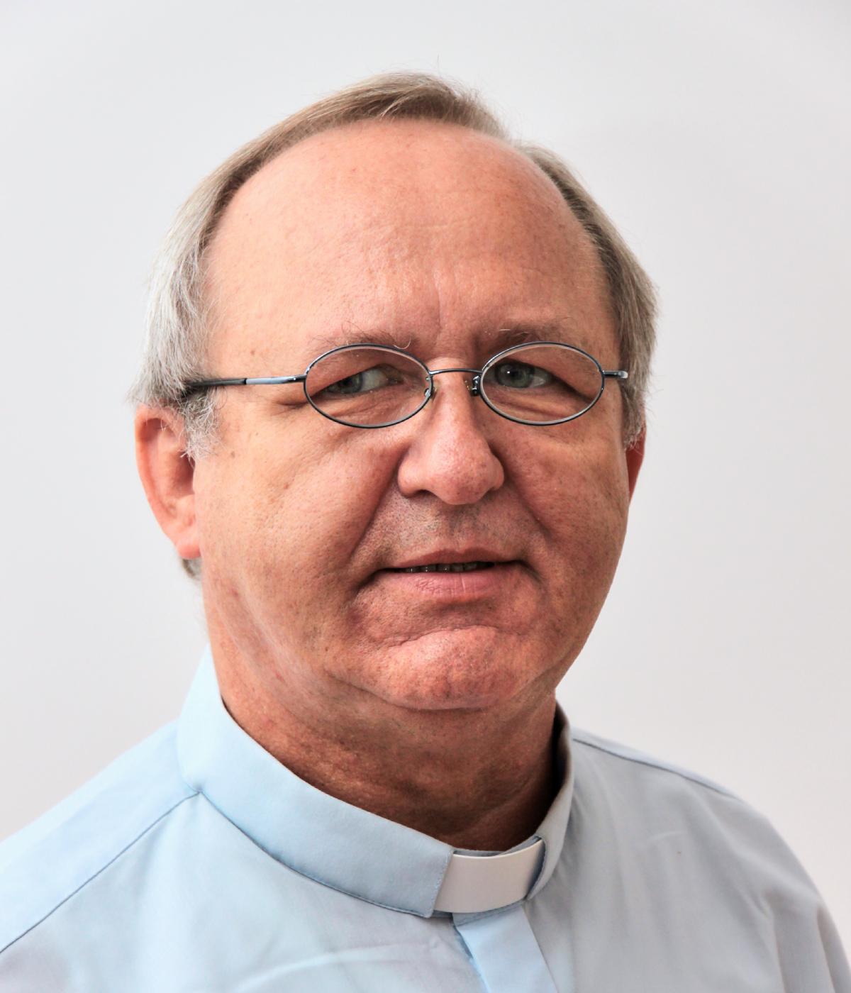 Andrzej Kołacz SVD - Misjonarz na Post
