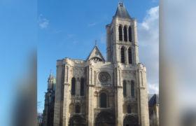katedra saint-Denis w Paryżu