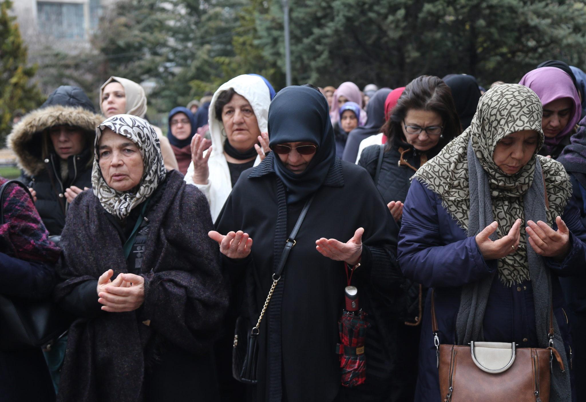 Ankara, Turcja, fot. STR/PAP/EPA