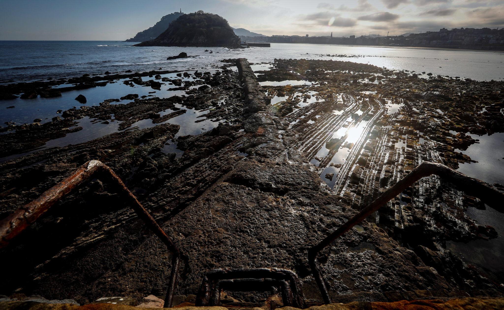 Kraj Basków, San Sebastian, fot. JAVIER ETXEZARRETA, PAP/EPA