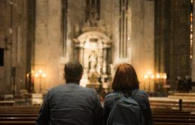 para w kościele