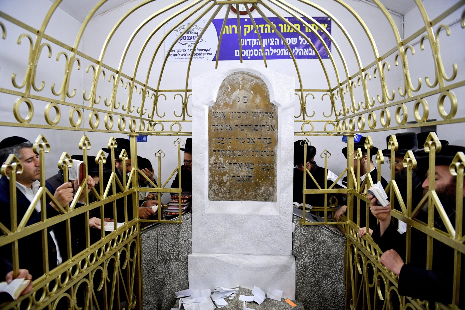 chasydzi żydzi jews