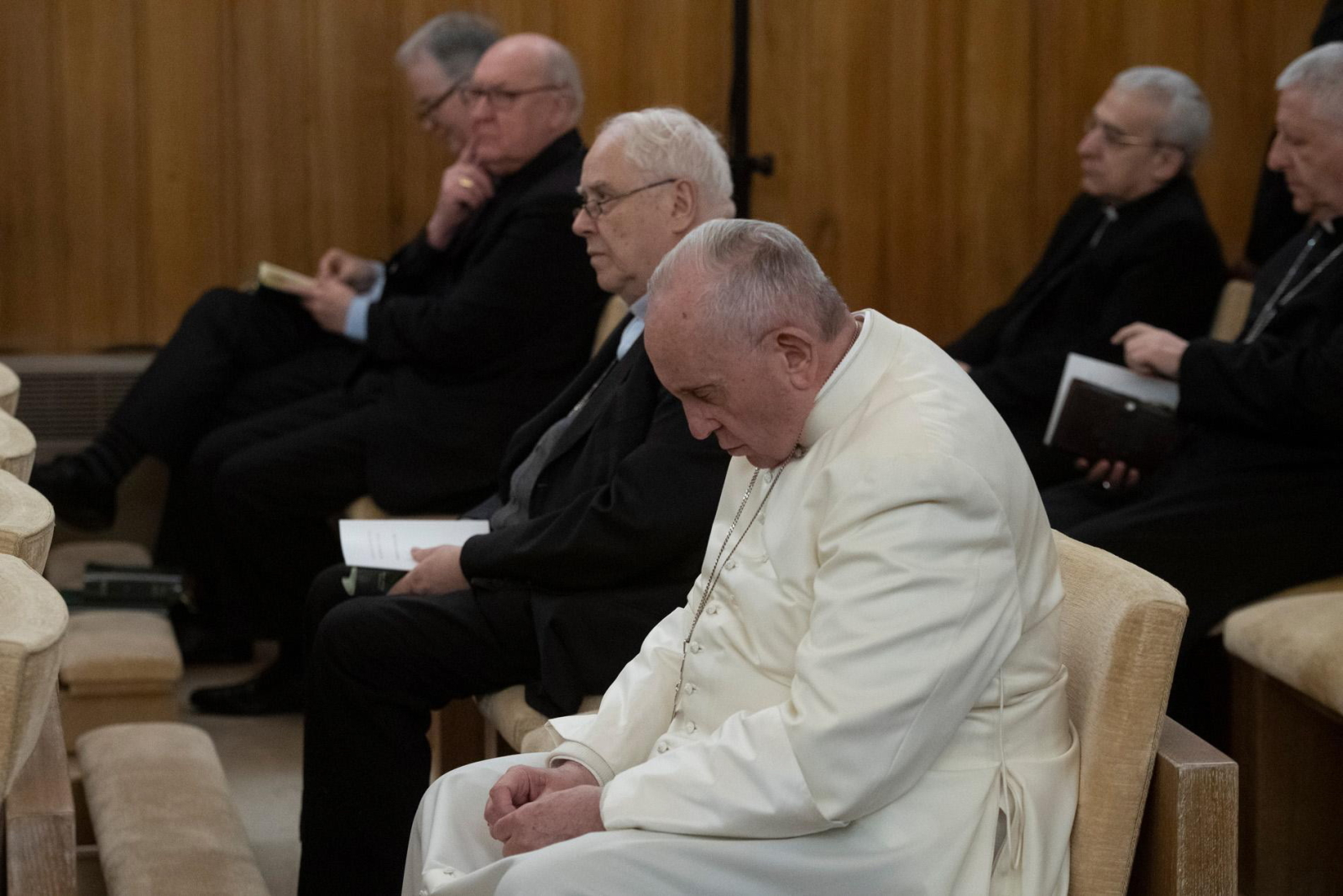 rekolekcje papieskie
