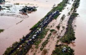Cyklon, Mozambik