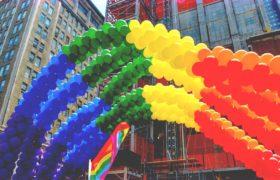 homoseksualizm tecza