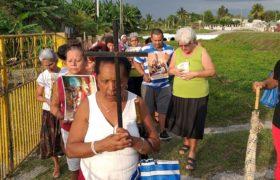 Droga Krzyżowa na Kubie