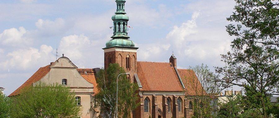 kościół bożogrobowców Gniezno