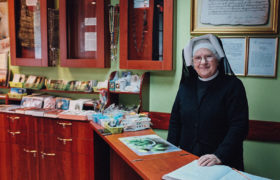 Siostry ze Zgromadzenia Sióstr Matki Bożej Miłosierdzia, Kiekrz
