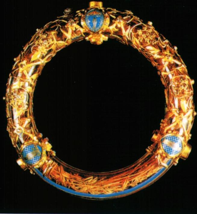 relikwia korona cierniowa