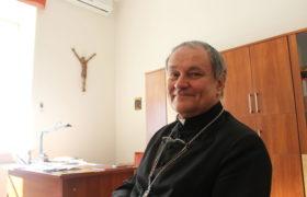bp Janocha Kościół rozwija się w napięciu wywiad misyjne pl