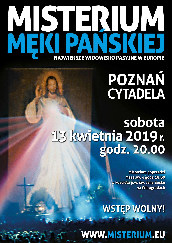 Misterium Poznań 2019 plakat jpg