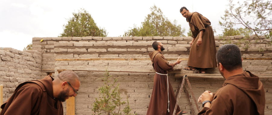 misje zakonnicy