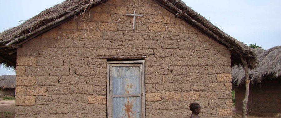 kosciół afryka