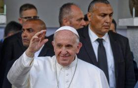 papież w Maroku