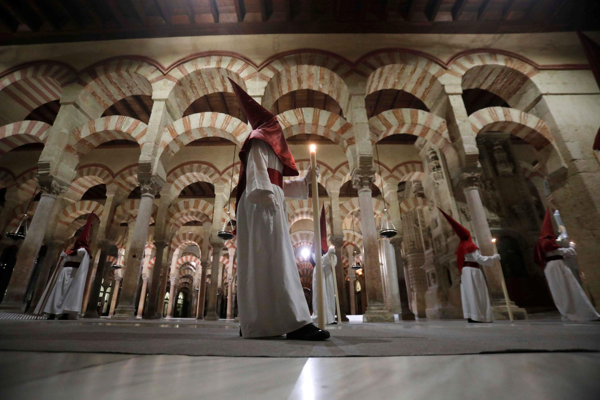 Katedra w Kordobie, południowa część kraju, fot. PAP/EPA