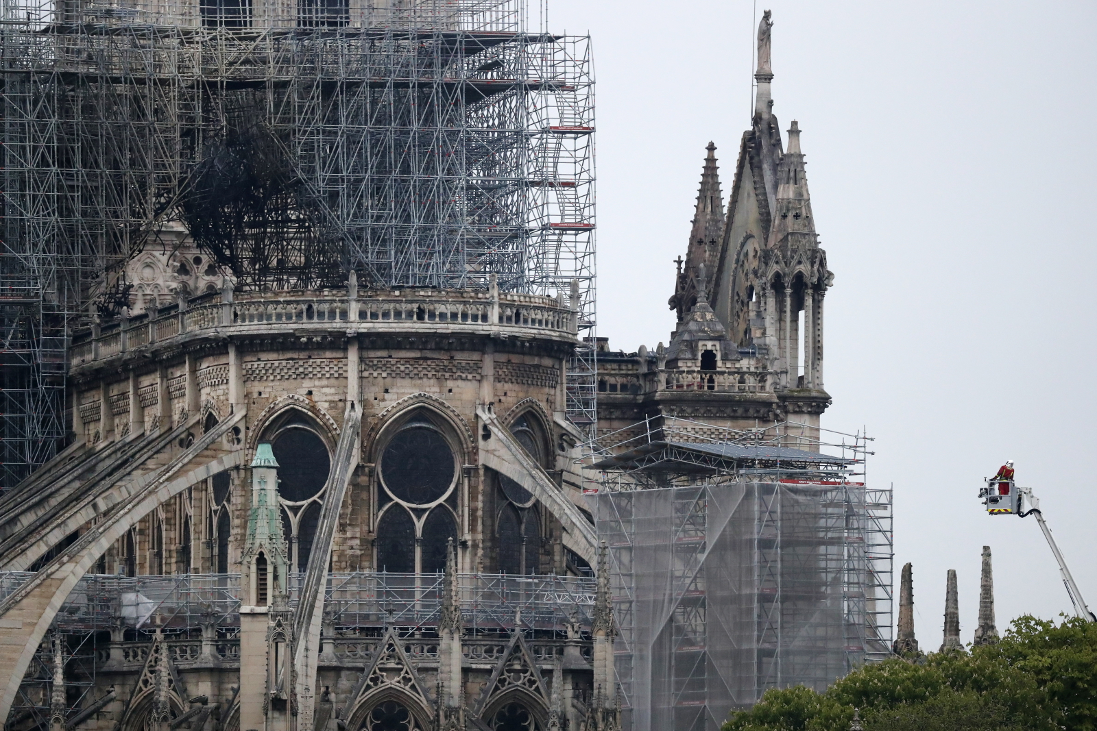 Pożar Notre Dame