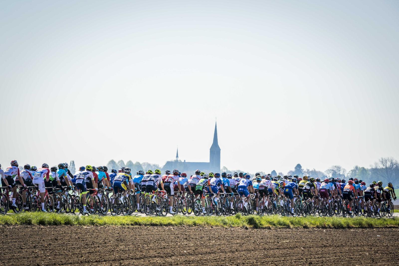 Amstel Gold Race, Holandia. Fot. PAP/EPA/MARCEL VAN HOORN