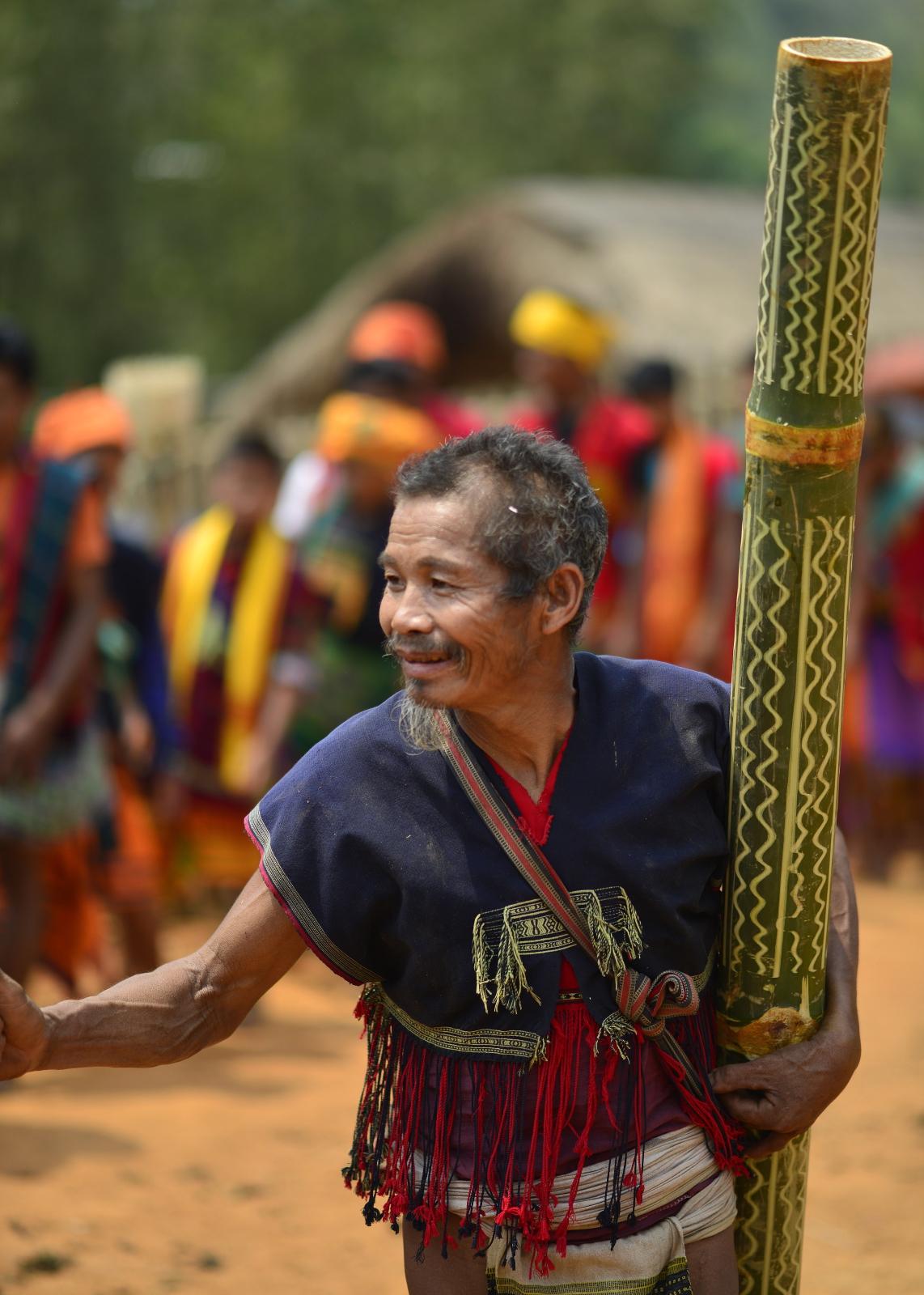 Festiwal kulturowy w Indiach. Fot. PAP/EPA/STR