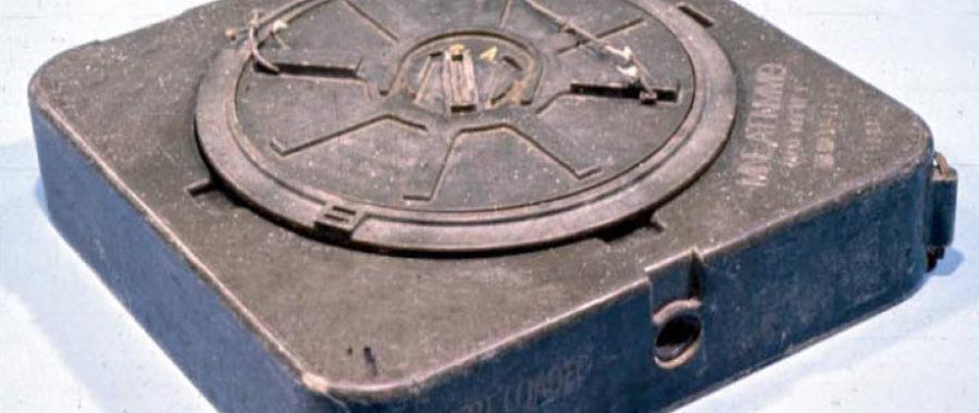 mina przeciwczołgowa