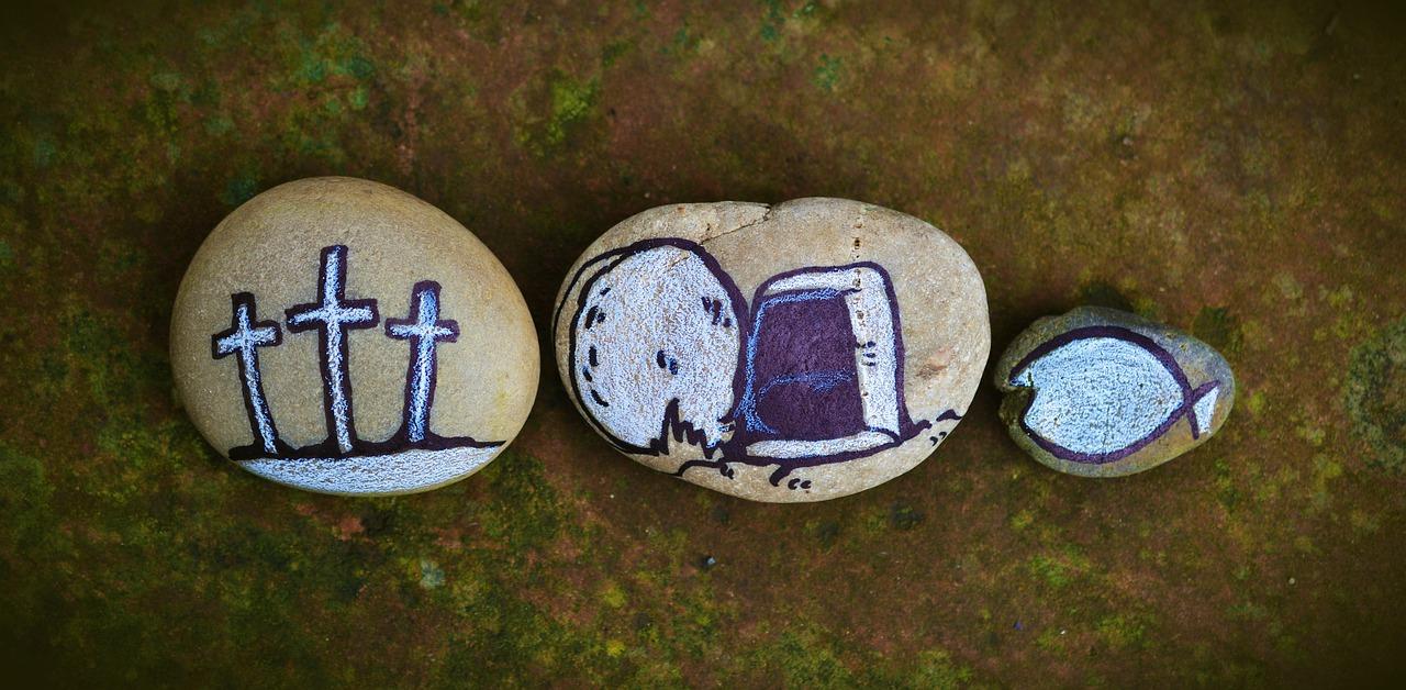 zmartwychwstanie kamienie