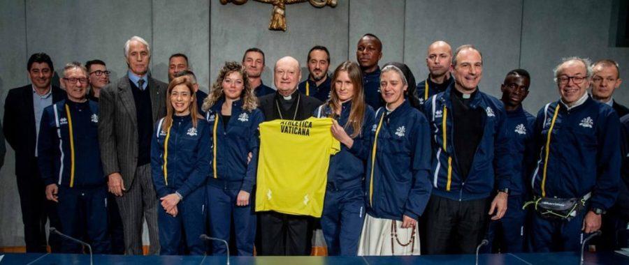 drużyna sportowa watykanu
