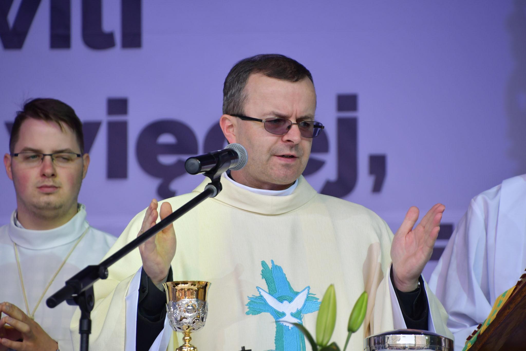 Misja Talitha Kum ewangelizacja bp Damian Bryl