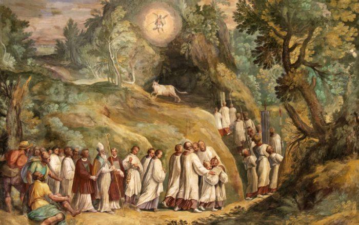 św. Michał archanioł objawienia