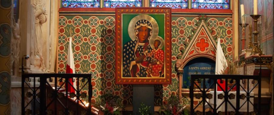 Polska kaplica Notre Dame ambasada poseł Jan Dziedziczak misyjne pl